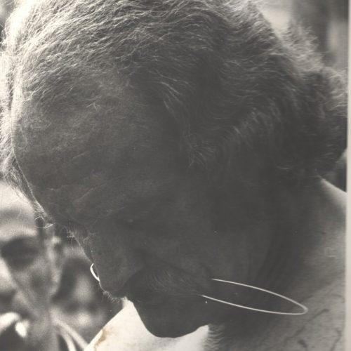 Fakir auf der Frankfurter Zeil (2)
